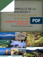 Recursos Naturales-Desarrollo de Sociedad II