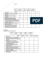 Criterios de Evaluacion