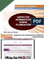 PLANEACIÓN DIDÁCTICA ARGUMENTADA SINADEP.pptx