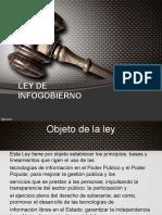 Ley de Infogobierno