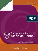 Apostila Dialogando Sobre a Lei Maria Da Penha_VF