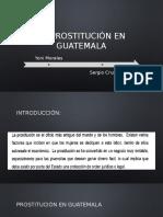 La Prostitución en Guatemala
