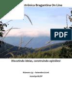 Revista Eletrônica Bragantina On Line - Setembro/2016