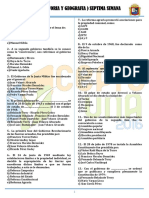 Balota 07 - Historia y Geografia