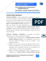 Anexo 10 Reglament Intern Hospital Matilde Hidalgo de Procel