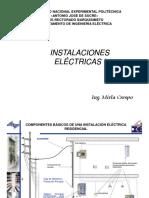 Componentes Basicos de Una Instalacion Electrica