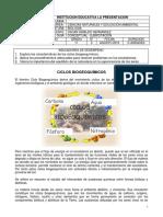 Ciclos BiogeoQuimicos 11 BIOLOGIA