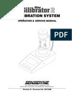 Gilibrator manual