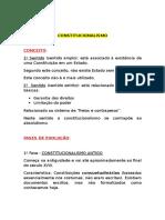 Constitucional - Marcelo Novelino
