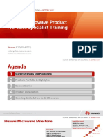 HUAWEI Microwave Product Pre-sales Specialist Training.pdf