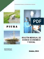 Boletin Piura Series Estadisticas Mensuales OCTUBRE 2014.pdf