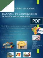 Capitulo Dos del Federalismo Educativo