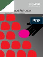 Food Fraud Prevention