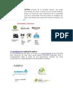 Tipos de Sociedades Con Empresas
