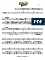 Gravity Falls Piano