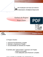 Gerencia de Projetos-Project Charter