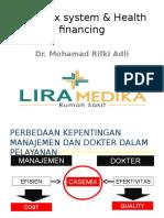 Casemix System & Health Financing Presentation