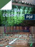 LA-DeSINFECCIÓN