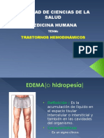 1.- Trastornos hemodin+ímicos