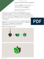 Ejemplos de Proceso Creativo de Logotipos