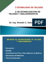 2 Analisis de Estabilidad de Taludes