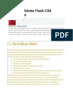 Osnove Adobe Flash CS4 Programa