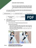 Aktiviti Fizikal - Body Weight