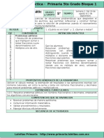 Plan 5to Grado - Bloque 1 Matemáticas (2016-2017).doc