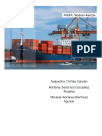 Resumen Presentacion Ley de Puertos