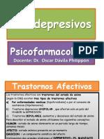 CLASE Antidepresivos