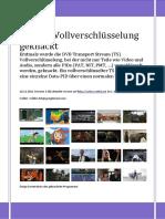 DVB TS Vollverschluesselung Geknackt