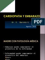 Cardiopatia y Embarazo