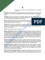 Diccionario Básico Tributario Contable