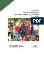 2006 Sistema Nacional de Indicadores Educativos.pdf
