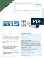 Línea de cámaras Bullet H4 Edge Solution (ES).pdf