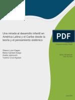Una Mirada Al Desarrollo Infantil en America Latina y El Caribe Desde La Teoria y El Pensamiento Sistemico