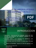 MANEJO DE HIPERGLUCEMIA EN ENFERMO CRITICO.pptx