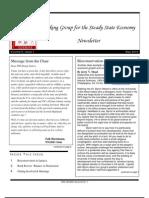 NewsletterTWSWGSSE Vol 5 Issue 1