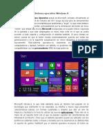 Sistema Operativo 8