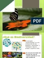 Biodiversidad Presentación