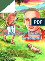 The Great Arahant Bhikkhuni Ambapali
