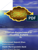 Mufti Najeeb -PresentationIslamic Fund