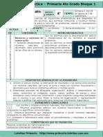 Plan 4to Grado - Bloque 1 Matemáticas (2016-2017).doc