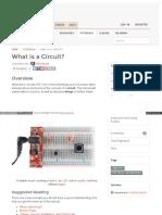 Learn Sparkfun Com Tutorials What is a Circuit All (1)
