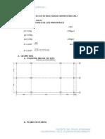 Proyecto de Estructuras Hiperestáticas i