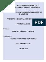 Investigacion Plataformas E-Learning Francisco