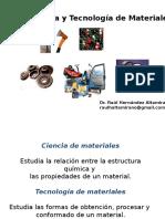 Ciencia y Tecnologã-A de Materiales-1 (26!03!15)