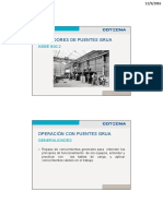Certificacion Operadores de Puentes Gruas