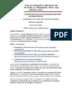 Estudio de Caso Transformaciones Delta Del Paraná