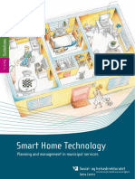 Smart Home Technology Planning and management in municipal services